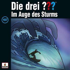 Die-drei-Fragezeichen-Folge-197-Im-Auge-Des-Sturms-CD