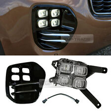 for kia 2017 18 sportage oem bumper led fog light lamp assy cover rh ebay com