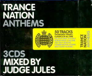 TRANCE-NATION-ANTHEMS-3CD-SET-MIXED-BY-JUDGE-JULES-MINISTRY-OF-SOUND-2003