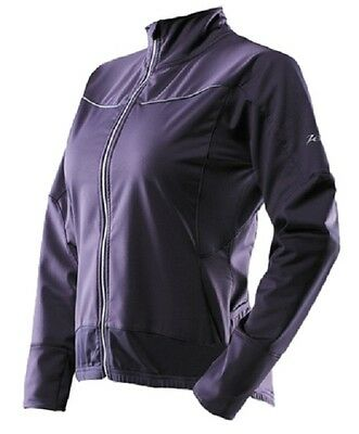 Zoot Ultra Softshell jacket women for cold weather water resist cycling running