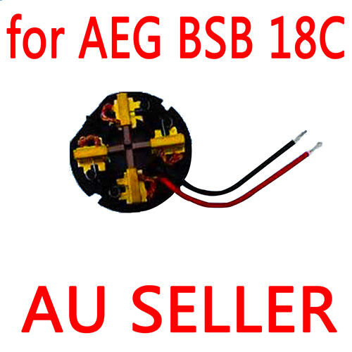 Carbon Brushes For AEG BSB18C BSB18B BSB18 BS18CLI-202C BSS18C12Z-0 Drill