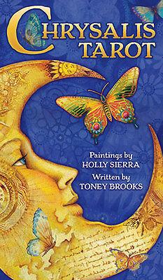 NEW Chrysalis Tarot Deck Cards Toney Brooks Holly Sierra
