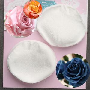 Silicone Petal Flower Mold Fondant Cake Chocolate Icing Mould Sugarcraft veiner