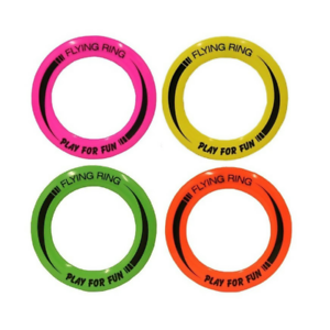 NEW-Frisbee-Flying-Rings-Kids-Beach-Frisbees-Outdoor-Toys-ihartTOYS