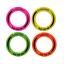 NEW-Frisbee-Flying-Rings-Kids-Beach-Frisbees-Outdoor-Toys-ihartTOYS thumbnail 1