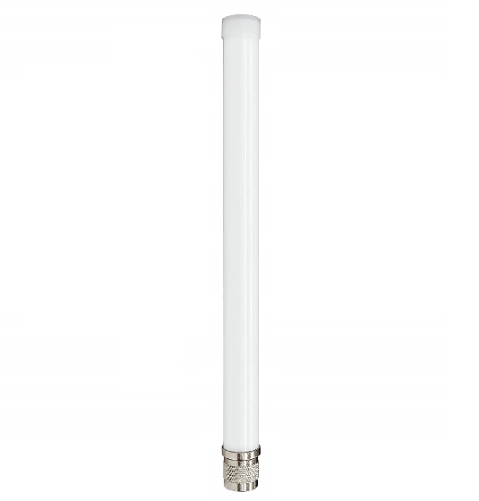 2.4Ghz 9dbi Outdoor Omni Mesh Antenna RoHS Compliant Gaine 9dBi AOA-2409TM ALFA Network Low V.S.W.R // Low Loss Design High Efficiency and Sensitivity