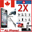 thumbnail 1 - For All iPhone 12 Pro Mini 11 X XR XS 8 7 6 Max Tempered Glass Screen Protector