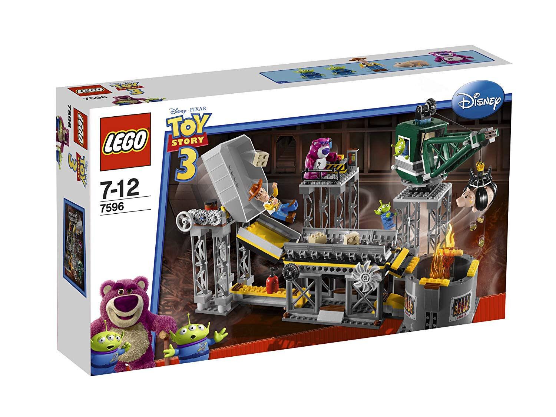LEGO 7596 Toy Story 3 Trash Compactor Escape