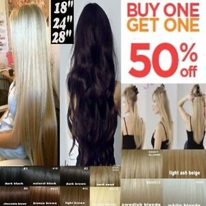 Hair-Extensions-Half-Full-Head-Clip-in-Hair-Extensions-Real-Thick-Feel-as-Human