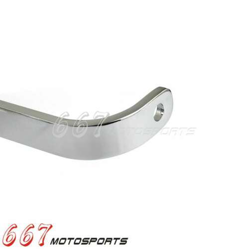 Other Luggage Parts & Accessories Chrome Saddlebag To Fender ...