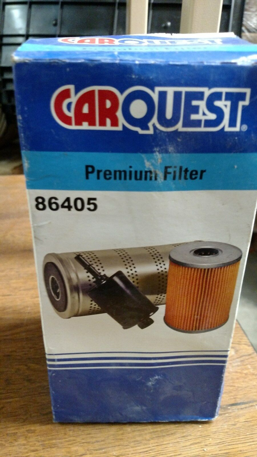 Carquest 86405 Fuel Filter Wix Ebay Gm 12642623