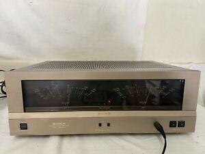 Hitachi-HMA-7500-MKII-Stereo-Power-Amplifier-Verstaerker