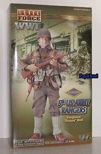 Elite Force Wwii 5ème US Army Rangers Sergent    Bell avec accessoires 12   hoppy