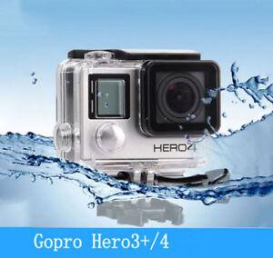 GOOD Waterproof Diving Housing Case for GoPro Hero 3+/Hero 4 Plus Accessory PLY 6453088467069