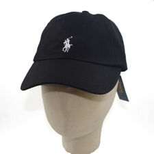New Men Women Cap with Fine Embroidery Small Pony Polo Logo Hat Baseball Cotton