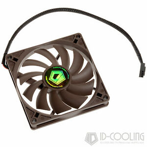 Slim-DC-12V-Brushless-Cooling-case-Fan-Chassis-DC-Fans-92mm-x92mm-x15mm-4pin-New