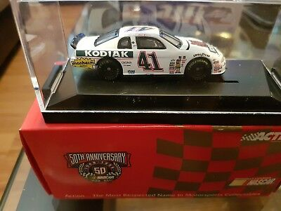 STEVE GRISSOM  #41 KODIAK CHEVY MONTE CARLO 1:64 SCALE NASCAR 1998 ACTION