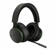 MICROSOFT Xbox Wireless Gaming Headset Over-ear Lightweight Black - Currys