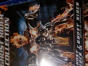 Ghost Rider/Ghost Rider: Spirit of Vengeance blue ray | eBay