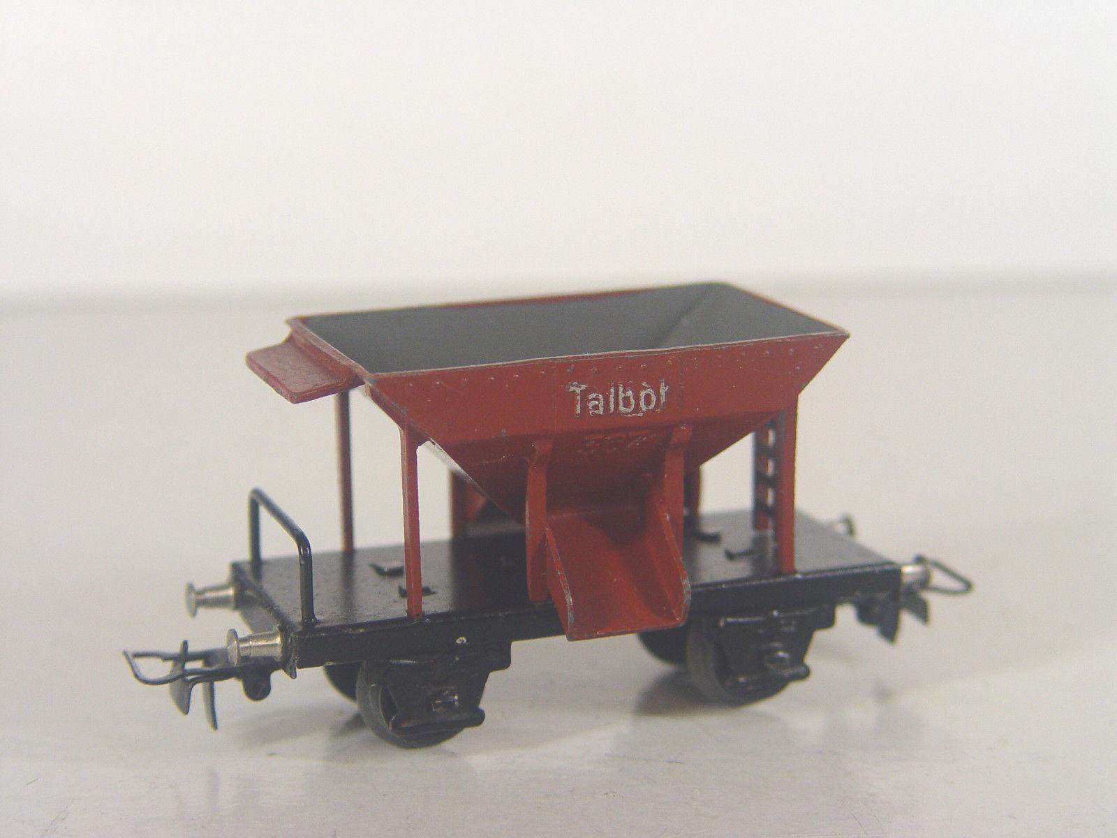 Talbot Schotterwagen 367   -  Märklin HO Wagen  E - gebr.