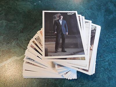 James Bond Archives 2015 Complete 90 Card Quantum Of Solace Base Set