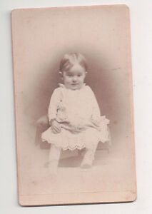 Vintage-CDV-Unknown-Little-Baby-S-A-Ralston-Photo-Albia-Iowa