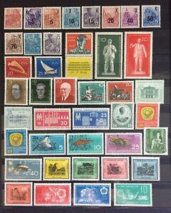 DDR lot a partire dal 1953 post freschi