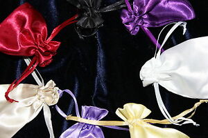 Satin-7x9cm-24-colours-Wedding-Favor-Bags-jewellery-Bag