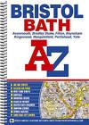 Bristol and Bath Street Atlas by Geographers' A-Z Map Company (Spiral bound, 2008)