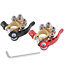 thumbnail 2 - 2x Car Battery Quick Release Clamp Joint Battery Pile Head Brass Clamp Terminal