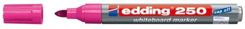 EDDING 250 WHITEBOARDMARKER WHITEBOARD-MARKER PINK NEU