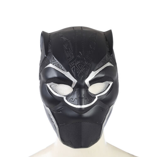 DFYM Movie Black Panther Cosplay T/'Challa Costume Full Set Custom Made Any Size