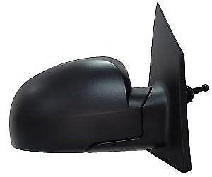 Nuevo Hyundai Getz 2002-2005 Ala Exterior Espejo Manual Derecho O//S negro