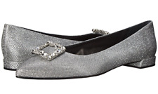 Stuart Weitzman Divine Womens Pointed Toe Flat
