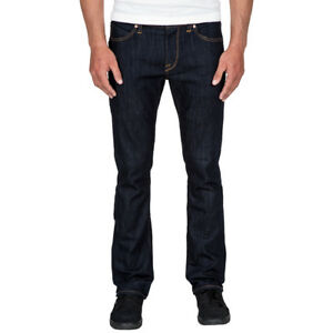 Volcom-VORTA-DENIM-Jeans-Rinse-Blue-Blau-NEU-NEW-26-38-Inch-PORTOFREI