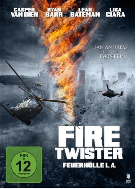 Fire Twister -  Feuerhölle L.A. (2015)