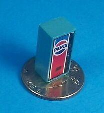 HO Scale 1:87 Railroad Train POP Soda Machine Custom HANDMADE PEPSI