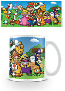 Boxed Mug - Super Mario Characters Mug - MG24482