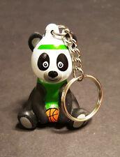 NEW AMERICAN Heart ASSOCIATION ZOO CREW Key chain ring JADE the PANDA Keychain
