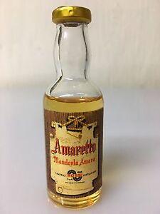 Mignon-Miniature-Rossi-Amaretto-Mandorla-Amara-25cc-30-Vol