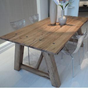 Tavolo legno rustico ECLETTICA holland naturale 100X200 Devina nais ...