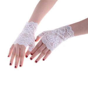 Charme-sexy-femme-femmes-dentelles-gant-de-protection-gants-de-mariage-mitaines