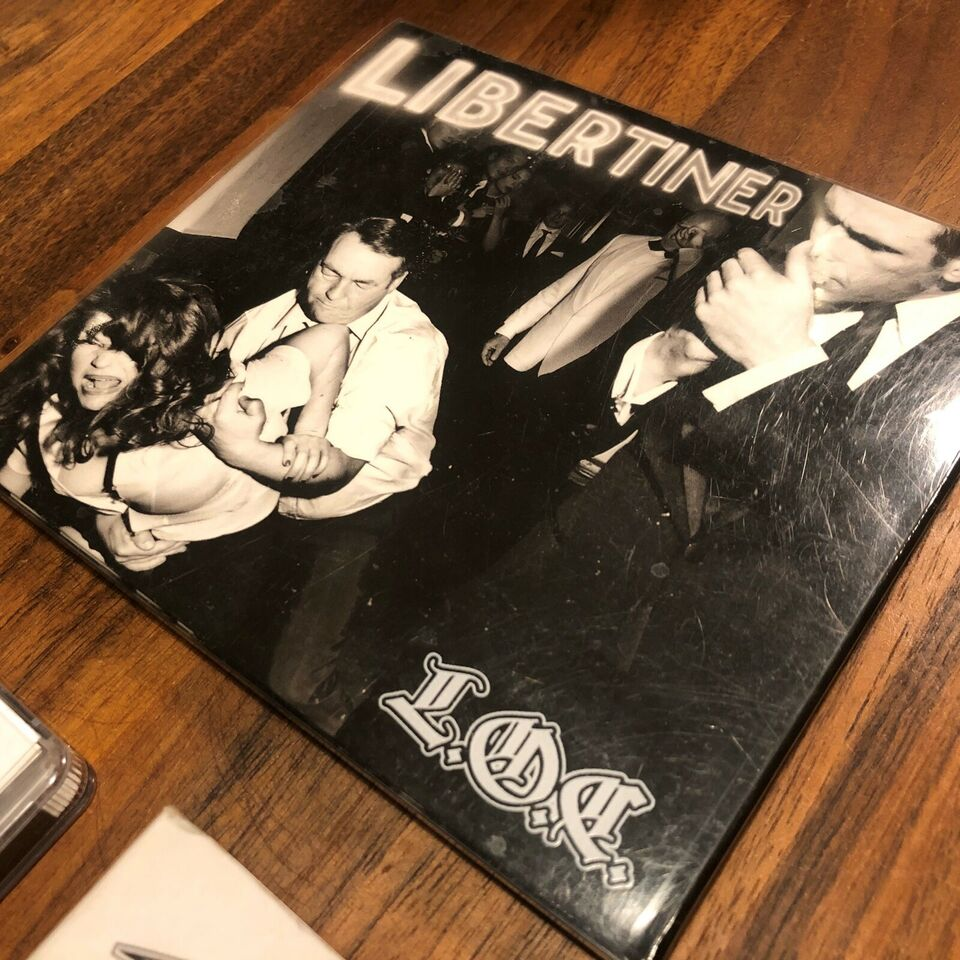 L.O.C.: Libertiner / XxxCouture / Selvmord, hiphop