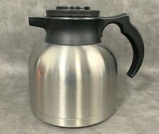 Holiday House Tc19x Thermal Carafe Commercial Coffee Pot Server 64 Oz 12cup