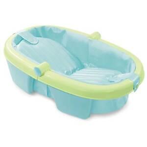 Summer-Infant-Fold-Away-Bathing-Baby-Child-Travel-Wash-Washing-Bath