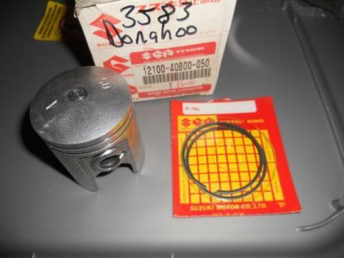 NOS Suzuki LT80 LT80S Piston Kit 12100-40B00-050