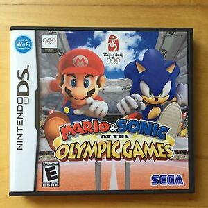 Nintendo-DS-Mario-amp-Sonic-At-The-Olympic-Games-Used