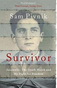 Superviviente-Auschwitz-The-Death-March-y-Mi-Lucha-para-Libertad-por-Pivnik