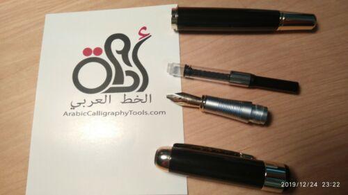 Farsi calligraphy Jinhao fountain pen qalam with left oblique nib for Arabic