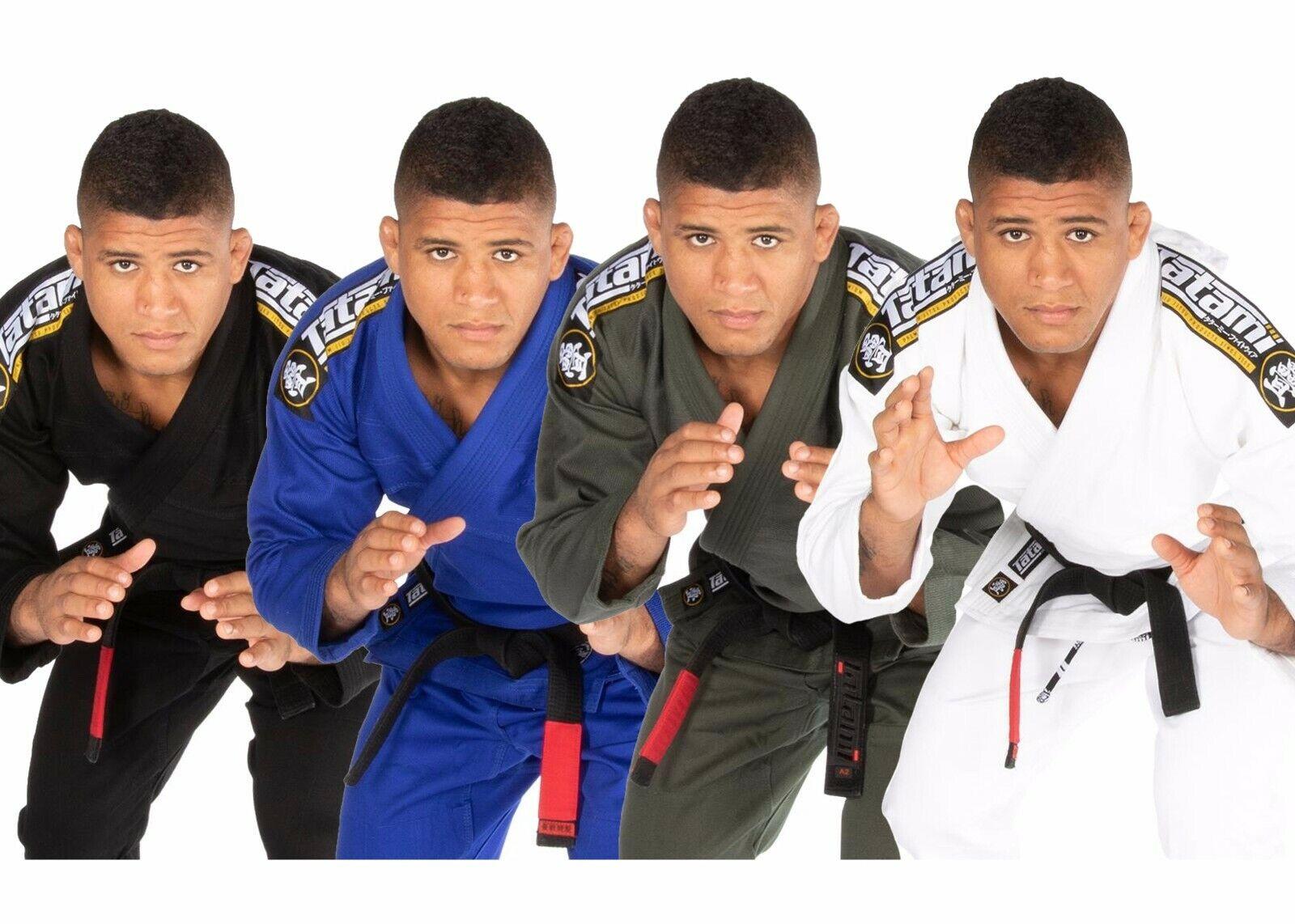 Tatami Nova Bjj Brazilian Jiu Jitsu Herren Uniform A1 A2 A3 A4 A5 A6
